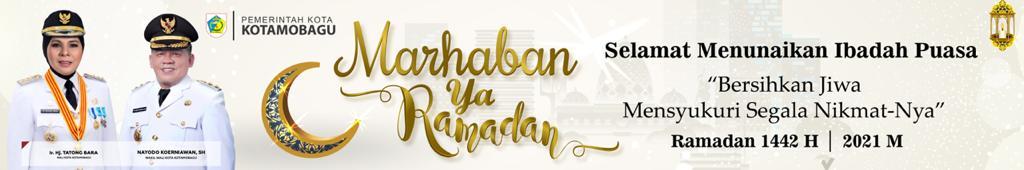 banner Ramadhan Kotamobagu 2021