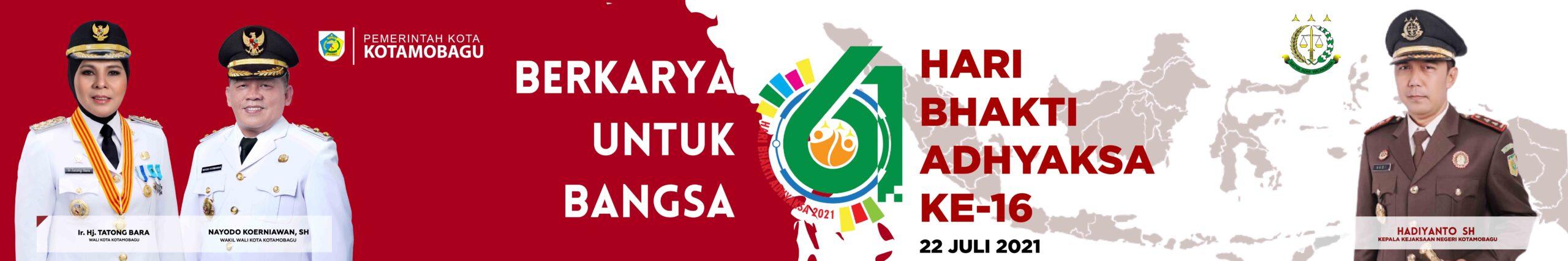 banner Idul Adha - Pemkot Kotamobagu